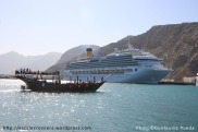 Costa Favolosa - Oman - Port de Khasab