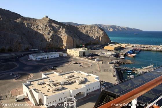 Oman - Port de Khasab