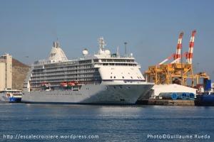 Seven seas voyager - Regent - 18 décembre 2011 - Mascate