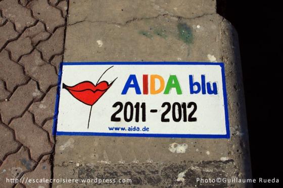 Aida blu - Dubaï