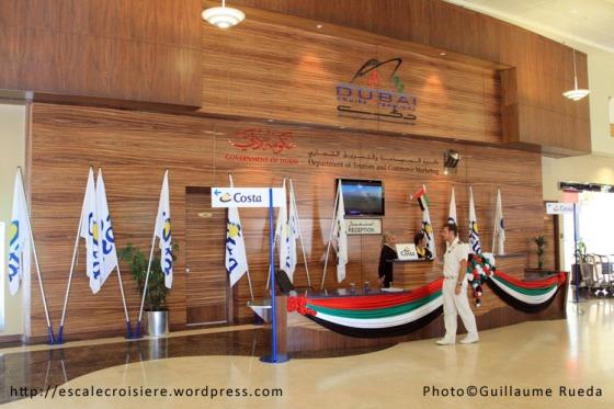 Duba port rashid blog escale croisi re - Bureau de poste gare de l est ...