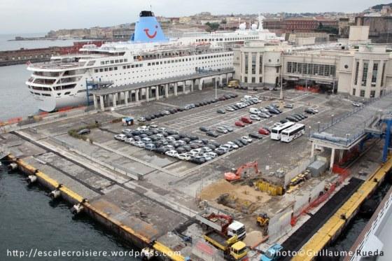 Gare maritime de Naples