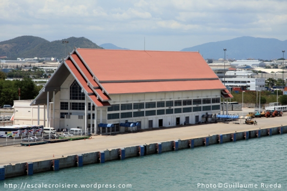 Gare maritime de Laem Chabang