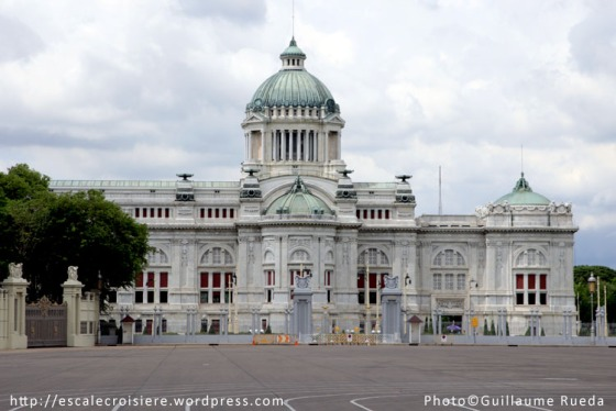 Le Ananta Samakhom Throne Hall - Bangkok