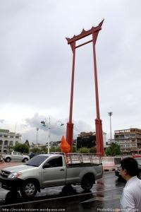 La grande balançoire - Bangkok - 5 mai 2012