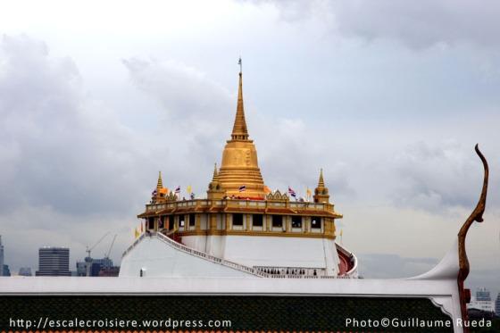 Temple de la montagne d'or - Bangkok