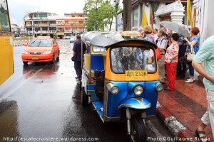 Tuk Tuk - Bangkok - 5 mai 2012