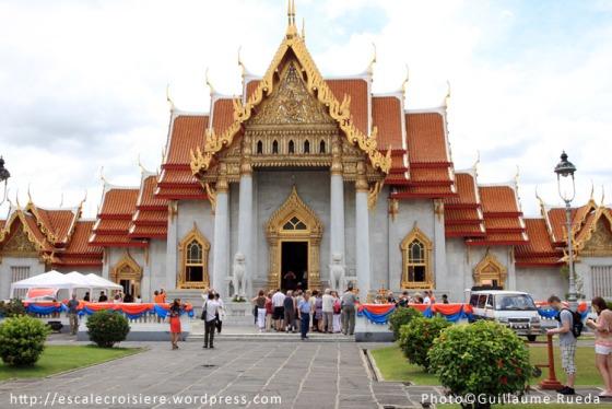 Wat Benchamabophit - Bangkok