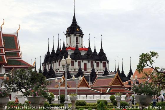 Laem Chabang – Bangkok  Blog Escale croisière