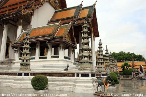Wat Suthat - Bangkok - 5 mai 2012