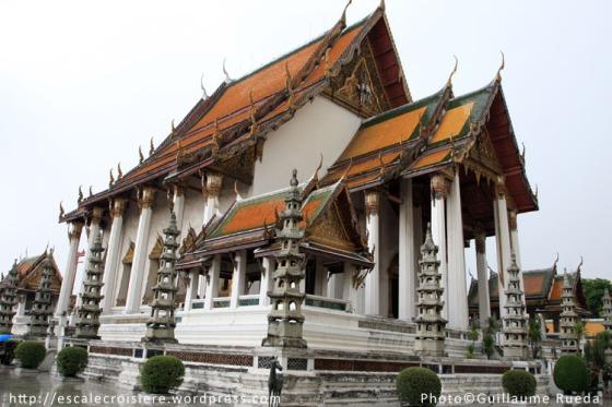 Wat Suthat Bangkok - 5 mai 2012