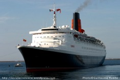 Queen Elizabeth 2 Cherbourg