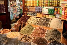 Souk des épices de Dubaï