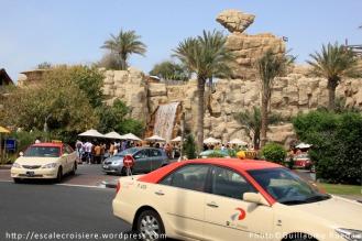 Taxis à Dubaï