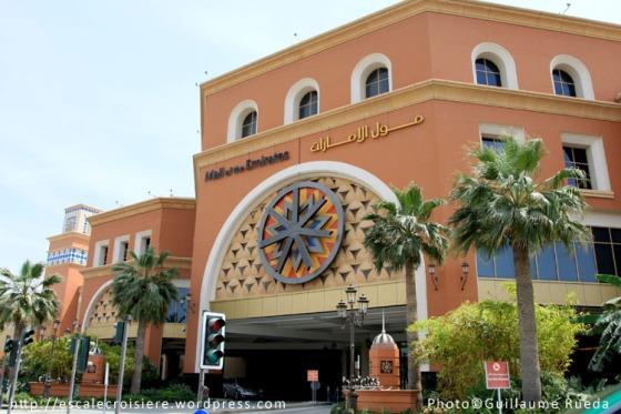 Mall of the Emirates de Dubaï