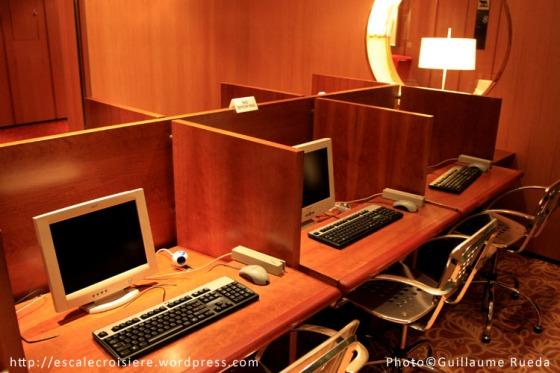 Costa Classica - Espace Internet