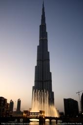 Son et Lumière - The Dubaï Fountain