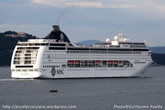MSC Lirica - Toulon