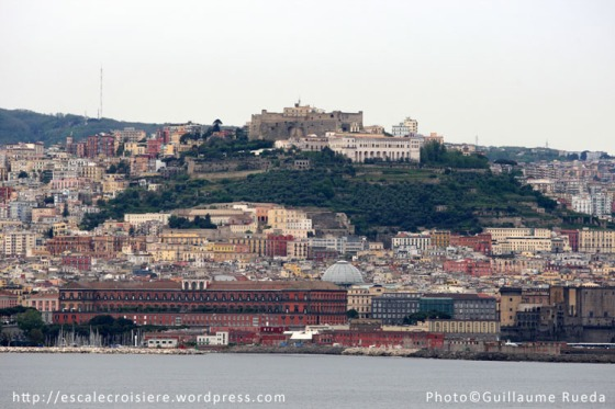 Castel Sant' Elmo - Naples