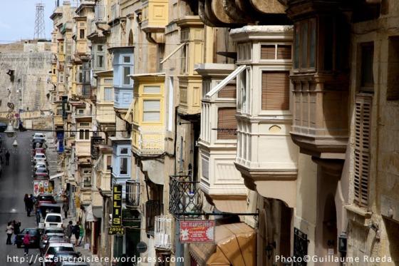 Republic street - La Valette