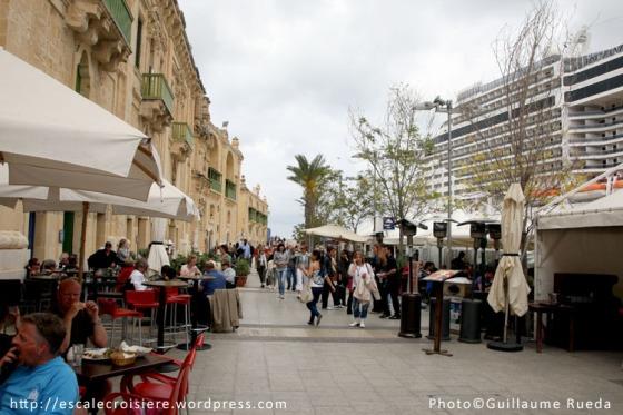 Quais La Valette - Malte