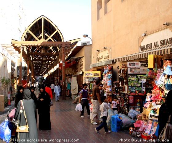 Dubaï Old Souk