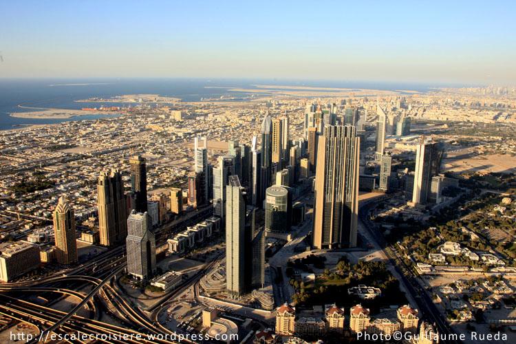 Sheik Zayed road Dubaï