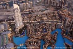 Burj Khalifa vue sur Dubaï mall