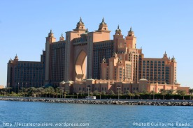 Atlantis depuis le tour en bateau