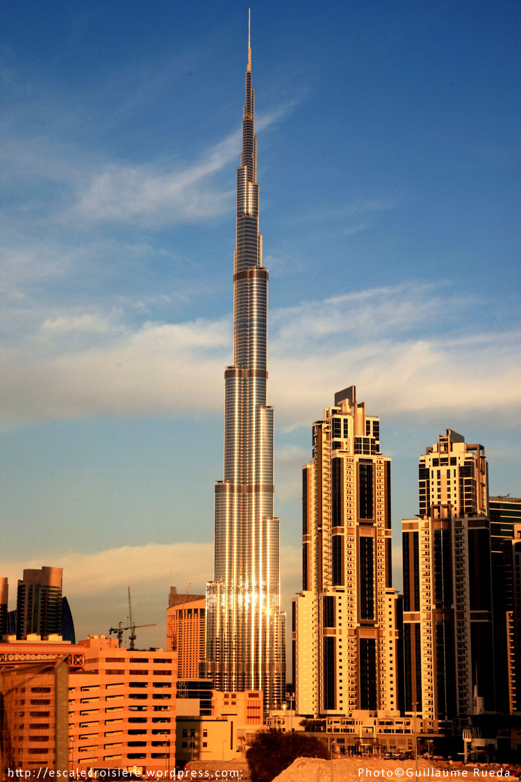Burj Khalifa - At the Top - Dubaï