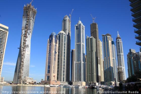 Marina Walk - Dubaï