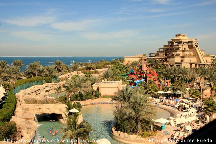 Parc aquatique de l'hôtel Atlantis