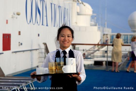 Bar Service Costa Victoria