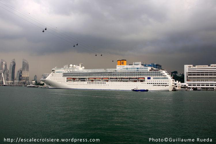 Costa Victoria Singapour