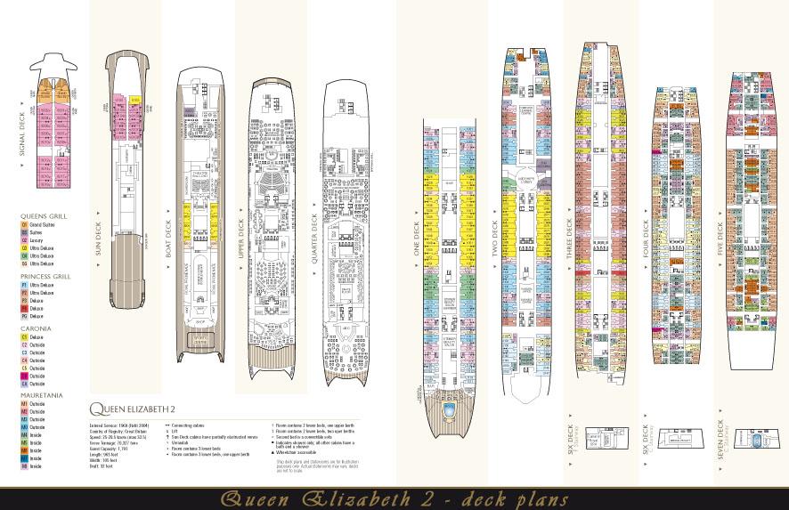 deckplan mein schiff 6
