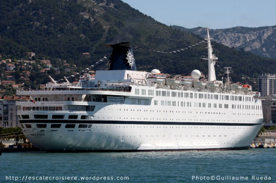 MSC Melody - Toulon