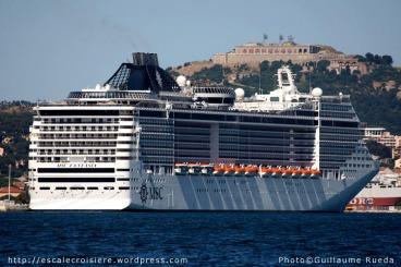 MSC Fantasia - La Seyne-sur-Mer