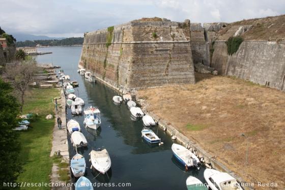 Fort à Corfou