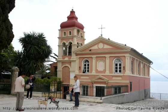 Eglise Spianada Corfou