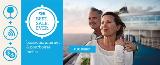 Offre Princess Cruises - Bon plan Best Sales Ever