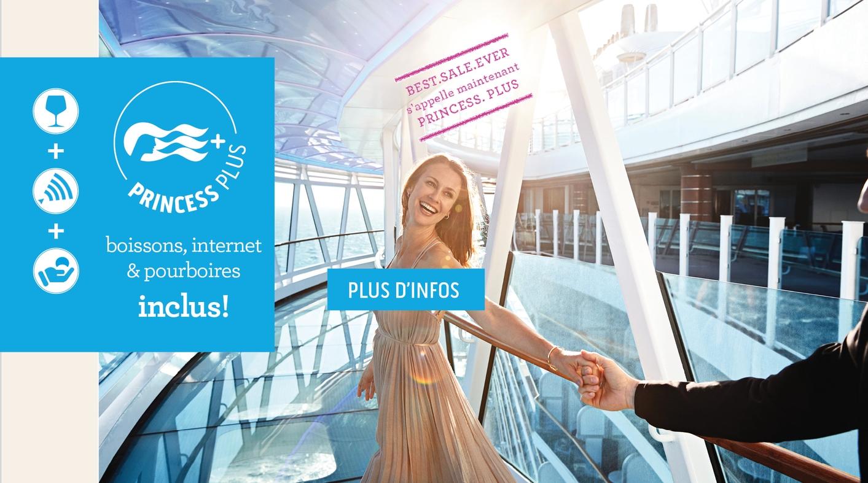 Offre Princess Plus - Princess Cruises