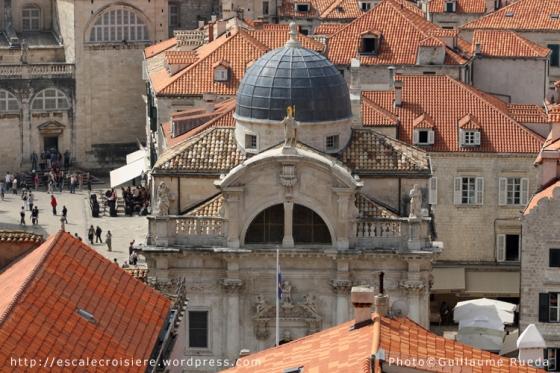 Dubrovnik - Eglise Saint Blaise