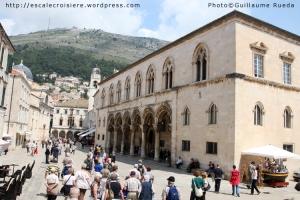 Dubrovnik - Palais du Recteur