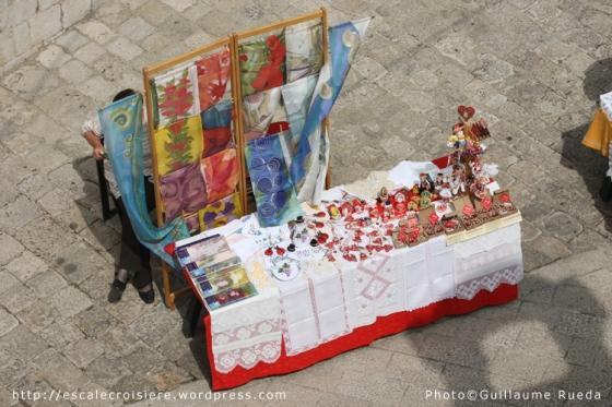 Dubrovnik - artisanat