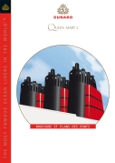 Brochure et plans des ponts Queen Mary 2