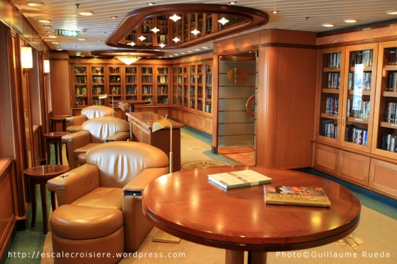 Island Princess - Bibliothèque