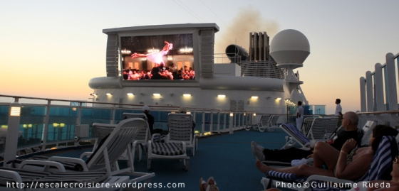 Island Princess - Movies Under the Stars
