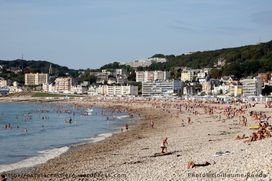 Le Havre - La plage