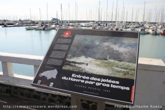 Le Havre - Parcours impressioniste