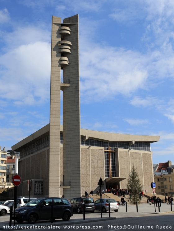 Le Havre - Paroisse Saint Yves de la Mer